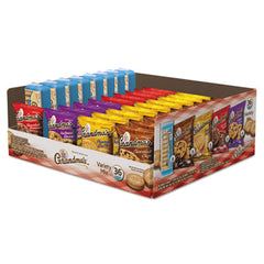 Grandma's® Cookies Variety Tray, 2.5 oz Packs