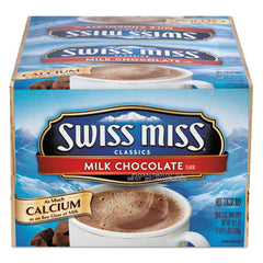 Swiss Miss® Hot Cocoa Mix Regular, 0.73 oz. Packets,  50 Packets/Box