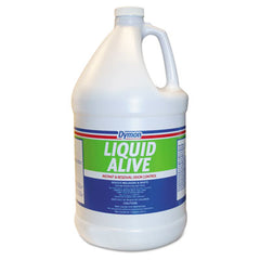 Dymon® LIQUID ALIVE® Odor Digester, 1gal Bottle, 4/Carton