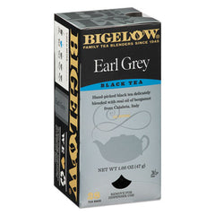 Bigelow® Single Flavor Tea Bags 28/Box