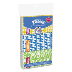 Kleenex® Facial Tissue Pocket Packs 3-Ply, 30 Sheets/Pack, 36 Packs/Carton