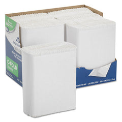 Georgia Pacific® Professional Series™ Premium Folded Paper Towels, C-Fold, 10 x 13, 200/Bx, 6 Bx/Carton