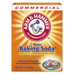 Arm & Hammer™ Baking Soda, 1lb Box, 24/Carton