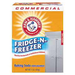 Arm & Hammer™ Fridge-n-Freezer™ Pack Baking Soda, Unscented, Powder, 16 oz., 12/Carton