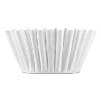 BUNN® Coffee Brewer Filters 8/10-Cup Size, 100/Pack Coffee Filters-Paper Cone - Office Ready