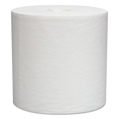 Towels & Wipes-Disposable Dry Wipe - WypAll* L30 Wipers 9 4/5 x 15 1/5, White, 300/Roll, 2 Rolls/Carton - Office Ready - 1