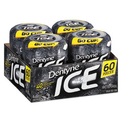 Dentyne Ice® Gum Arctic Chill, 60 Pieces/Cup