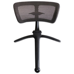 Alera® EQ Series Headrest, Mesh, Black