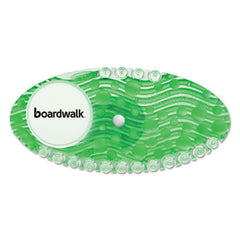Boardwalk® Curve Air Freshener Cucumber Melon, Green, 10/Box