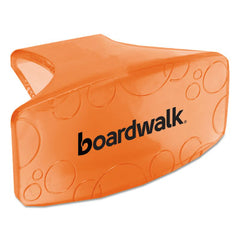 Boardwalk® Bowl Clip, Mango Scent, Orange, 12/Box