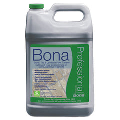 Bona® Stone, Tile & Laminate Floor Cleaner Tile & Laminate Floor Cleaner, Fresh Scent, 1 gal Refill Bottle