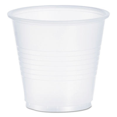 Dart® Conex® Galaxy® Polystyrene Plastic Cold Cups, 3 1/2 oz, 100/Pack