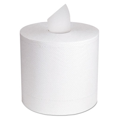 Cascades PRO Select™ Center-Pull Towel, 2-Ply, White, 11 x 7 5/16, 600/Roll, 6 Roll/Carton Towels & Wipes-Center-Pull Paper Towel Roll - Office Ready