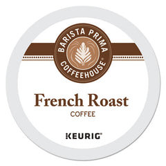 Barista Prima Coffeehouse® French Roast K-Cups® Coffee Pack, 24/Box