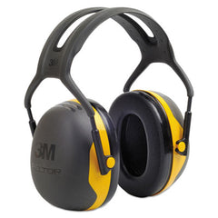 3M™ PELTOR™ X2 Earmuffs, 24 dB, Yellow/Black, 10/Carton