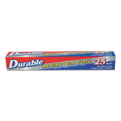 Durable Packaging Aluminum Foil, 12
