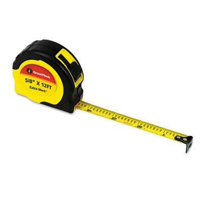 Great Neck® ExtraMark™ Tape Measure 5/8