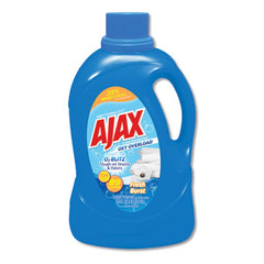 Ajax® Oxy Overload Laundry Detergent, Fresh Burst Scent, 134 oz Bottle