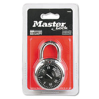 Master Lock® Combination Lock Stainless Steel, 1 15/16