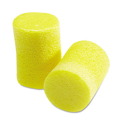 3M™ E·A·R™ Classic™ Earplugs, Pillow Paks, Uncorded, Foam, Yellow, 30 Pairs