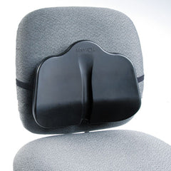 Safco® Softspot® Low Profile Backrest 13-1/2w x 3d x 11h, Black