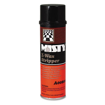 Misty® X-Wax Stripper 18oz Aerosol