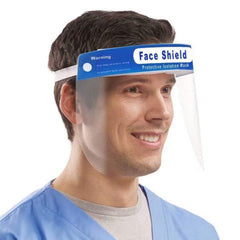 Face Shield, Case of 10