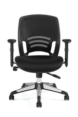 Offices to Go - Mesh Back Managers Chair - OTG11686B