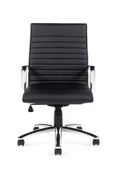 Offices to Go - Luxhide Executive Chair - OTG11730B