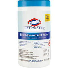 Healthcare Bleach Germicidal Disinfectant Wipes, 150/can, 3/CT