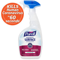 Purell Foodservice Surface No- Rinse Sanitizer Spray, 32oz 3/ PK  - Office Ready