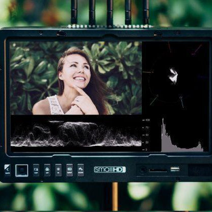 "Industry news!  Small HD has today announced their new 13"" and 17"" Wireless Production Monitors"