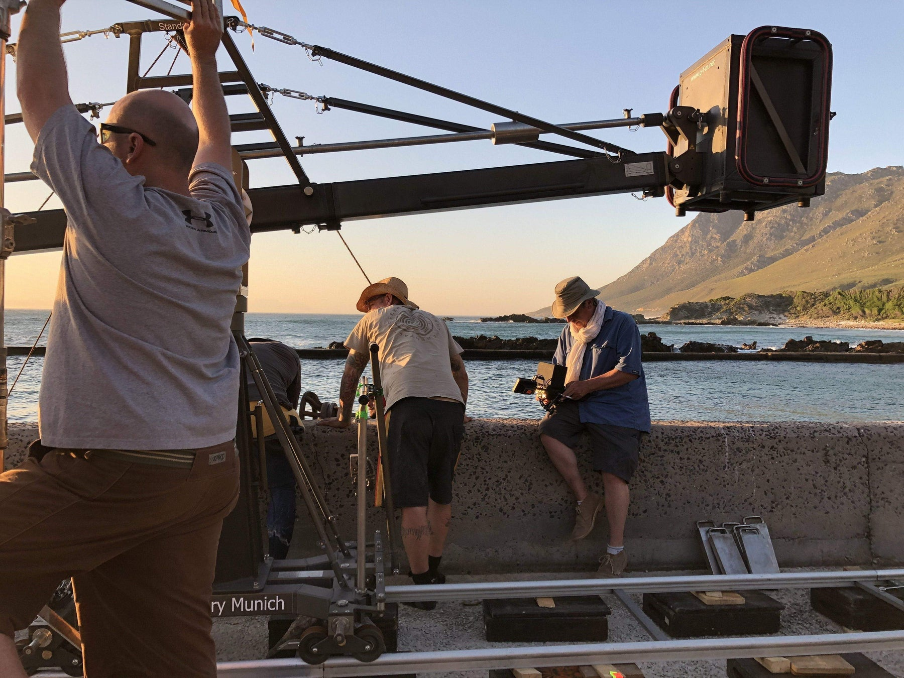 Booming Film Industry Returns to Cape Town