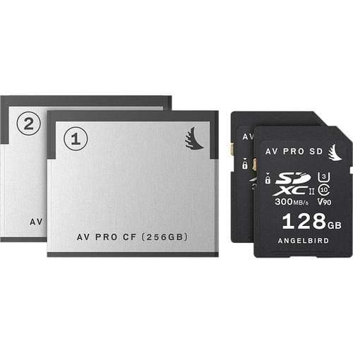 Angelbird Memory Cards & Accessories Angelbird 1TB Match Pack for the Blackmagic Design URSA Mini Pro