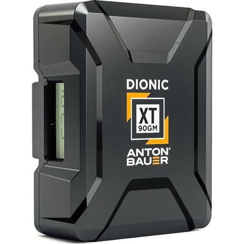 Anton Bauer Batteries & Power Anton Bauer Dionic XT90 Gold Mount Battery