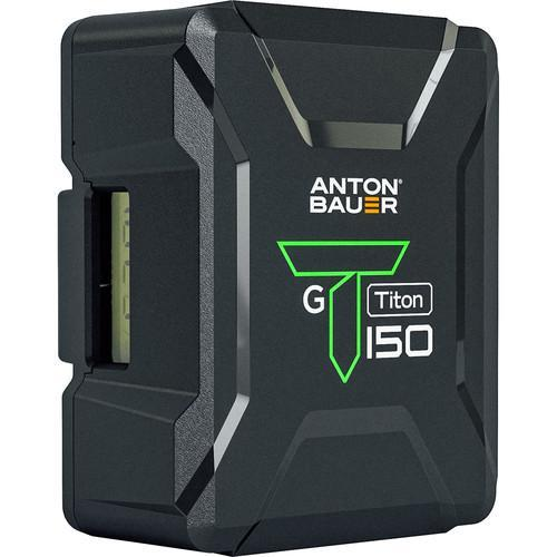 Anton Bauer Batteries & Power Anton Bauer Titon 150 Gold Mount Lithium-Ion Battery