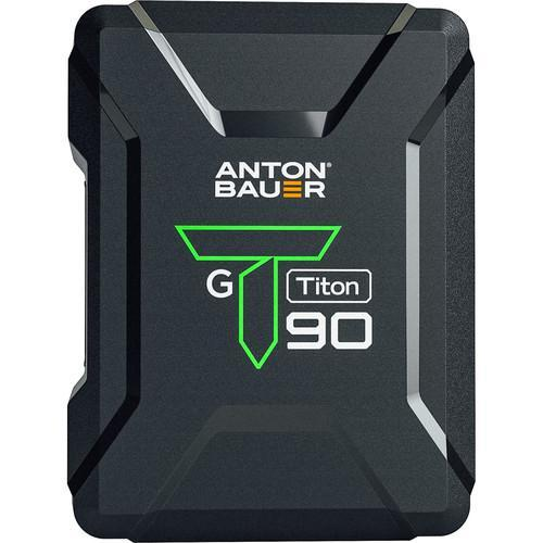 Anton Bauer Batteries & Power Anton Bauer Titon 90 Gold Mount Lithium-Ion Battery