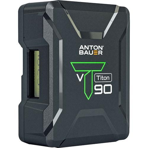 Anton Bauer Batteries & Power Anton Bauer Titon 90 V-Mount Lithium-Ion Battery