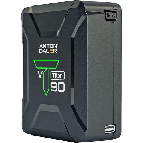 Anton Bauer Titon 90 V-Mount Lithium-Ion Battery