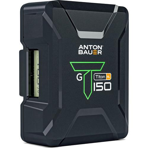 Anton Bauer Batteries & Power Anton Bauer Titon SL 150 143Wh 14.4V Battery (Gold Mount)