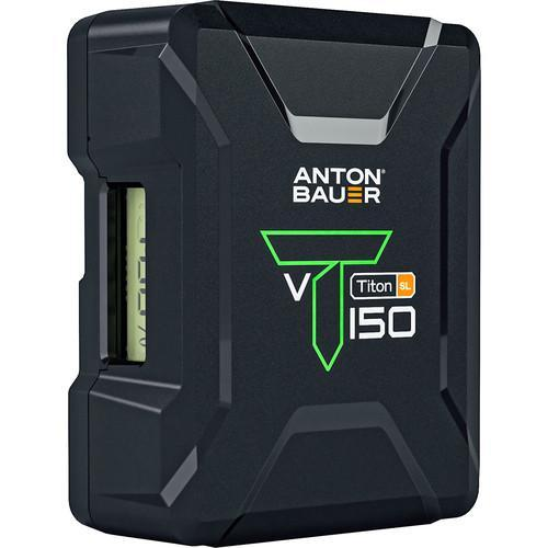Anton Bauer Batteries & Power Anton Bauer Titon SL 150 143Wh 14.4V Battery (V-Mount)