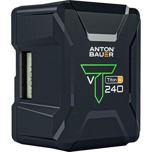 Anton Bauer Batteries & Power Anton Bauer Titon SL 240 238Wh 14.4V Battery (V-Mount)