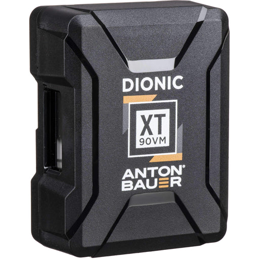 Anton Bauer On Camera Batteries Anton Bauer Dionic XT 90Wh V-Mount Lithium-Ion Battery