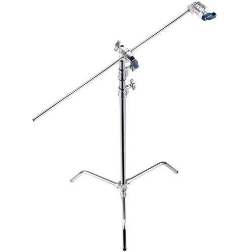 Avenger Light Stands & Mounting Avenger C-Stand Grip Arm Kit (Chrome-Plated, 10.75')