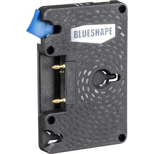 BLUESHAPE Battery Mounting Plates BLUESHAPE 3-Stud Resin Plate With D-Tap