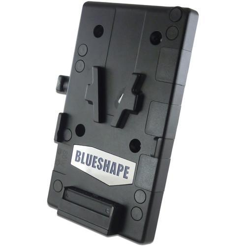 BLUESHAPE Battery Mounting Plates BLUESHAPE Battery Plate for Blackmagic URSA