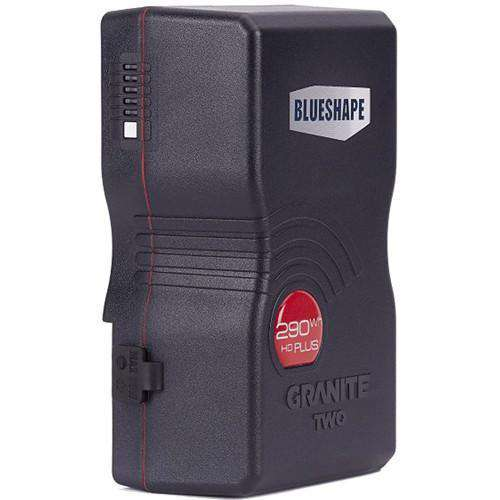 BLUESHAPE On Camera Batteries BLUESHAPE BV290 GRANITE HDplus 290Wh V-Mount Battery