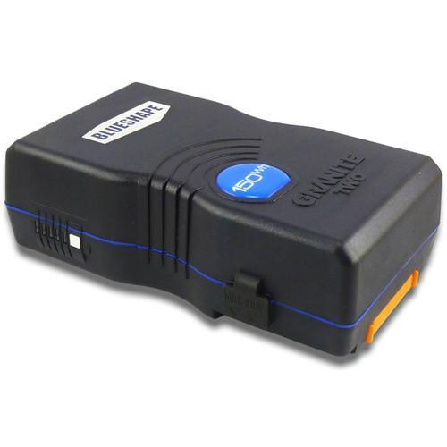 BLUESHAPE On Camera Batteries BLUESHAPE GRANITE TWO High Capacity 150Wh V-Mount Battery
