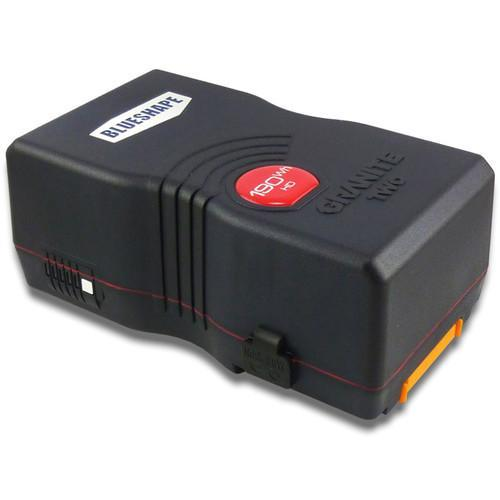 BLUESHAPE On Camera Batteries BLUESHAPE GRANITE TWO High Rate Discharge 190Wh V-Mount Battery