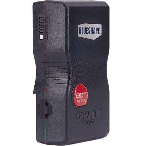BLUESHAPE Product BLUESHAPE BV190 GRANITE HDplus 193Wh V-Mount Battery